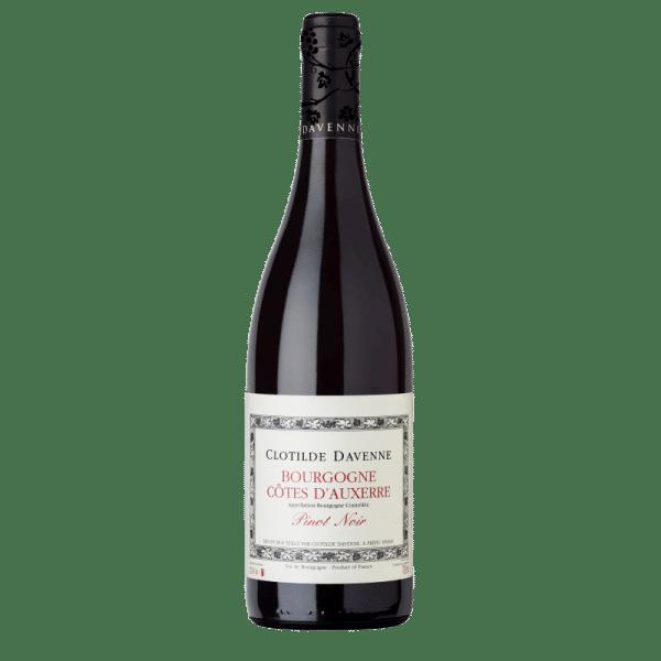 Bourgogne Pinot Noir Côtes d'Auxerre Clotilde Davenne