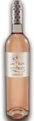 Fleurs de Montblanc, Cinsault rosé